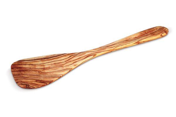 Handgemachte Kochlöffel Pfanne