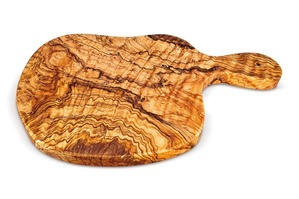 Tagliere da bistecca senza fresata